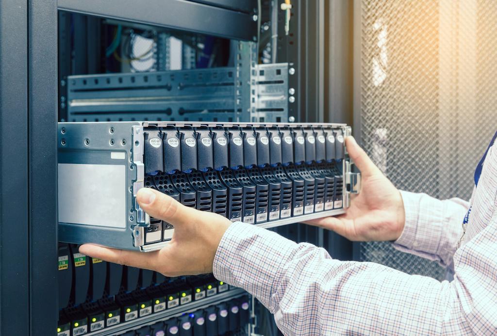 Infraestructura Centralizada de Virtualización